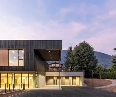 El nuevo Centro Diurno Integrado de Nembro lleva la firma de Remo Capitanio
