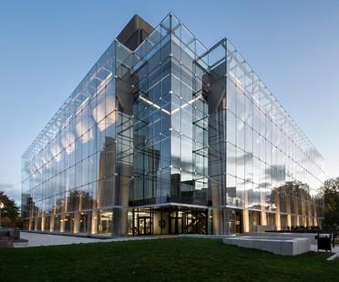 La nueva fachada del Grand Théâtre de Québec lleva la firma de Lemay y Atelier 21
