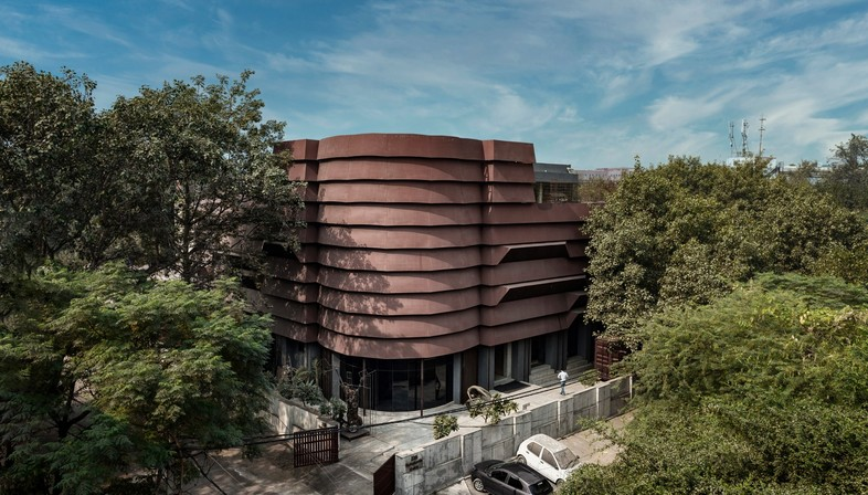 Architecture Discipline: oficinas de Rug Republic, Nueva Delhi