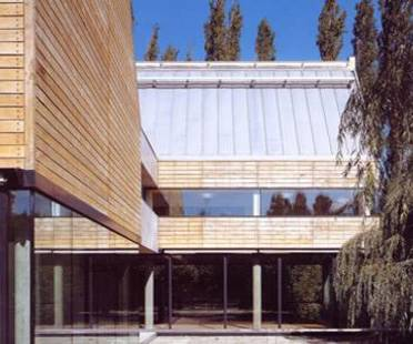 D. CHIPPERFIELD, The River & Rowing Museum en Henley-on-Thames