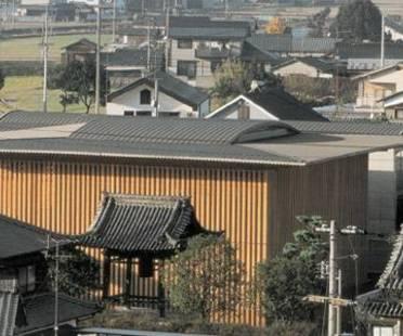 Tadao Ando<br> Templo Komyo-ji-Saijo, Ehime, Japón