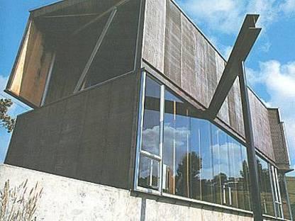 Smiljan Radic Clarke<br>Dos casas en Chiloé