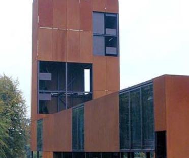 Gigon - Guyer: Museo y Parque de Kalkriese, en construcción