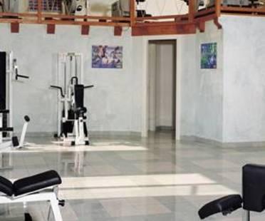 Realización del gimnasio Top Line en Cannobio