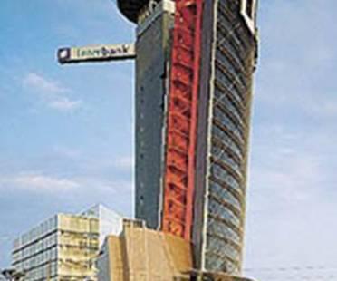 Hans Hollein: Interbank Headquarters di Lima e torre delle Generali di Vienna, 2001