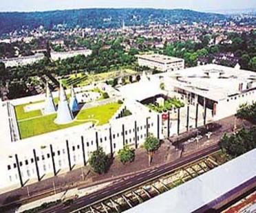 Oswald Mathias Ungers: Kunstpalast De Dusseldorf, 1995-2001