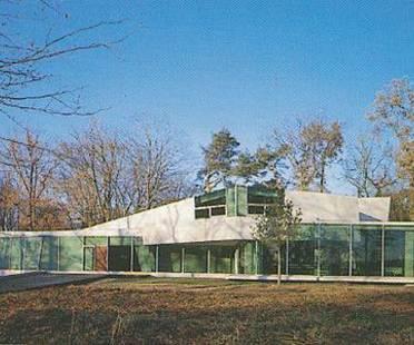 La Möbius House de UN studio, Het Gooi, Holanda (1993-1998)