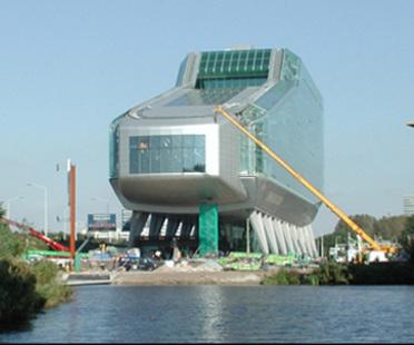 Sede Central del Ing Group<br> Meyer En Van Schooten Architecten, Ámsterdam, 1997-2002