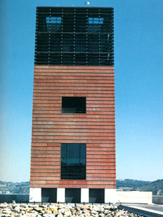 G. Byrne - Centro De Coordinación Y Control Del Tráfico Marítimo, Lisboa, Portugal