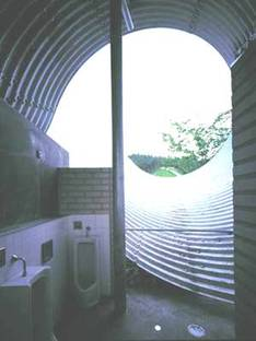 Shuhei Endo<br> Springtecture H, Singu-cho, Hyogo, Japón, 1998