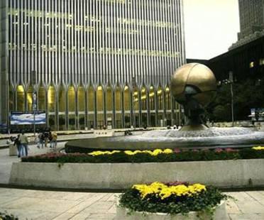 Las Torres Gemelas (Twin Towers) del World Trade Center de Nueva York