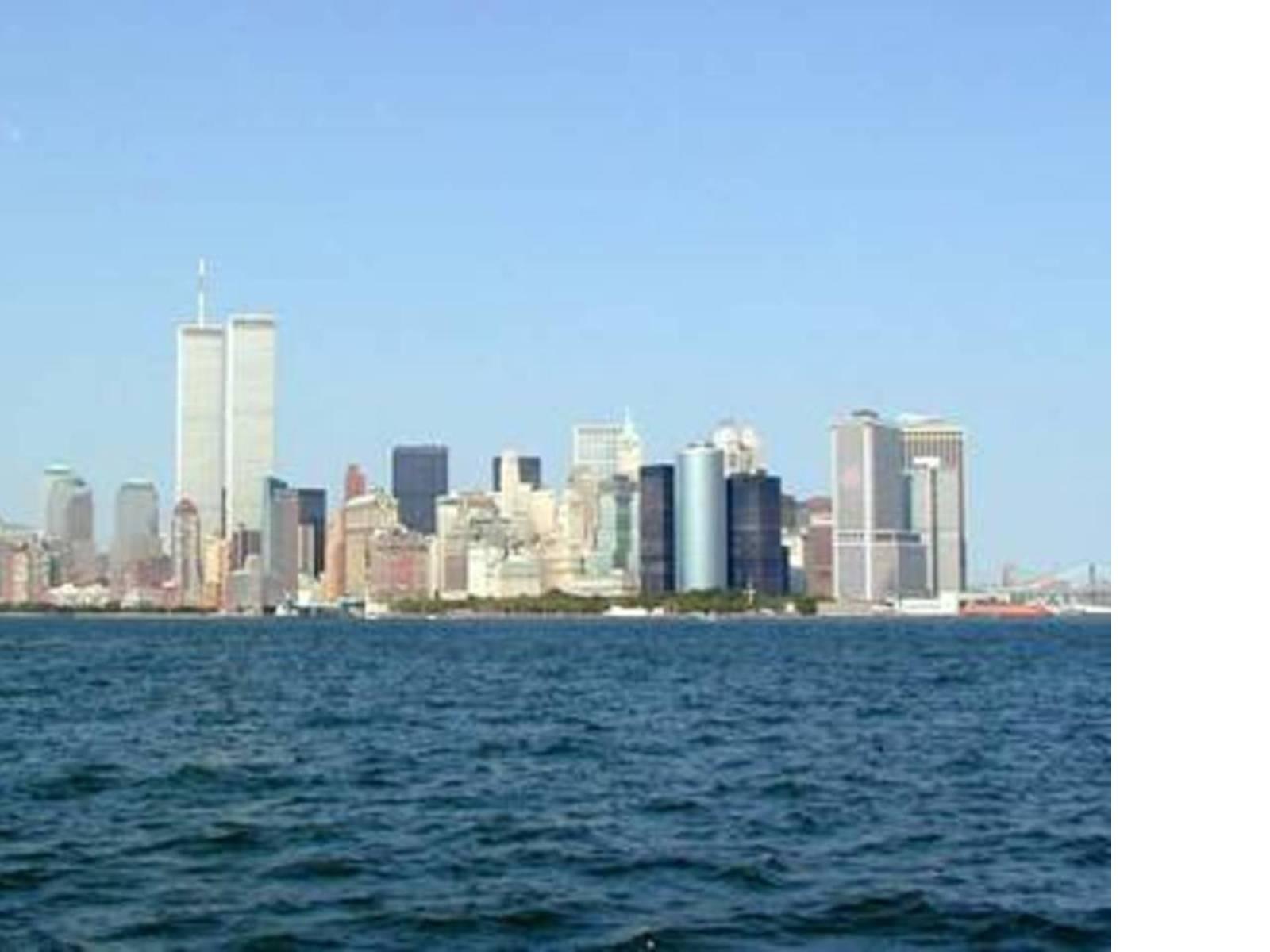 New York City Tours >> Las Torres Gemelas Twin Towers del World Trade Center de Nueva York   Floornature