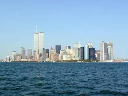 Las Torres Gemelas (Twin Towers) del World Trade Center de Nueva York