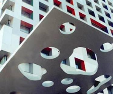 Simmons Hall, MIT, Steven Holl, Cambridge, Massachusetts, USA, 2002