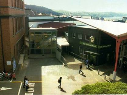 Athfield Architects: Adam Art Gallery, Wellington, Nueva Zelanda, 1999