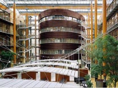 Atelier Pro (Störmer, Thier, Kalkhoven): complejo para oficinas, Amsterdam, 1999-2001