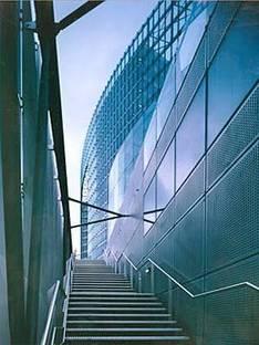 Murphy, Jahn: European Union Headquarters, Bruselas, Bélgica, 1994-1998