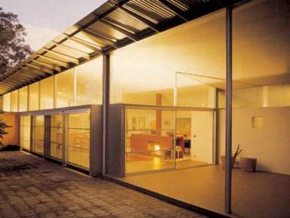 La estética de la necesidad de Glenn Murcutt en Casa Meagher