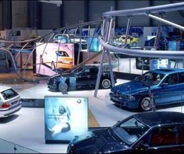 Arquitecturas dinámicas para BMW