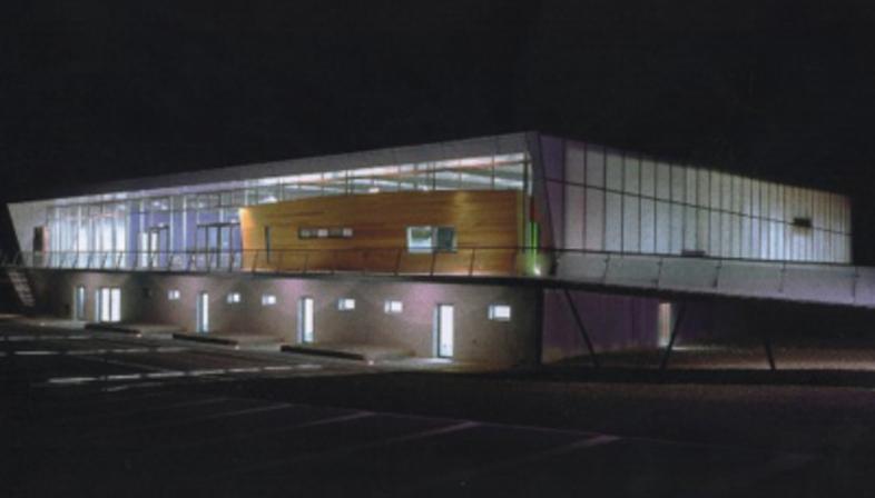 el Buchholz sports centre