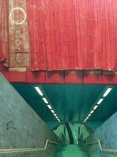 El Metro de Nápoles, Gae Aulenti, Alessandro Mendini