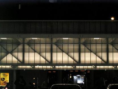 Mario Botta: la marquesina TPL de Lugano, 2002