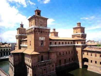 Lucrecia Borgia En Ferrara