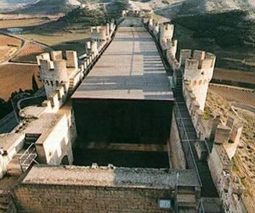 Castillo de Peñafiel, España