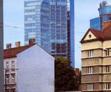 Massimiliano Fuksas: las torres gemelas, Viena