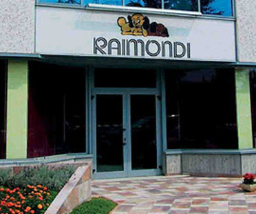 Raimondi Showroom, <br />Módena - Italia