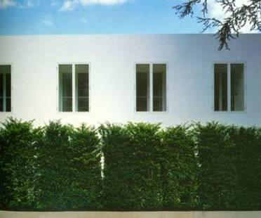 Oswald Mathias Ungers: casa en Kampchensweg, Colonia-Mungersdorf, Alemania