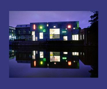 Steven Holl: oficinas per Het Oosten, Amsterdam, 2000