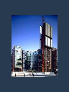 Richard Rogers: sede del canal de televisión Channel 4 en Londres, 1991-1994