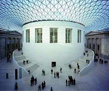 Foster & Partners, Great Court<br> British Museum, Londres