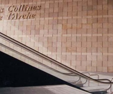 Jean Pierre Buffi: Les Collines Nord de La Défense