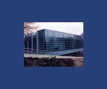 Museo Het Valkhof, Nimega, Holanda, 1995-1999. Ben Van Berkel, UN Studio