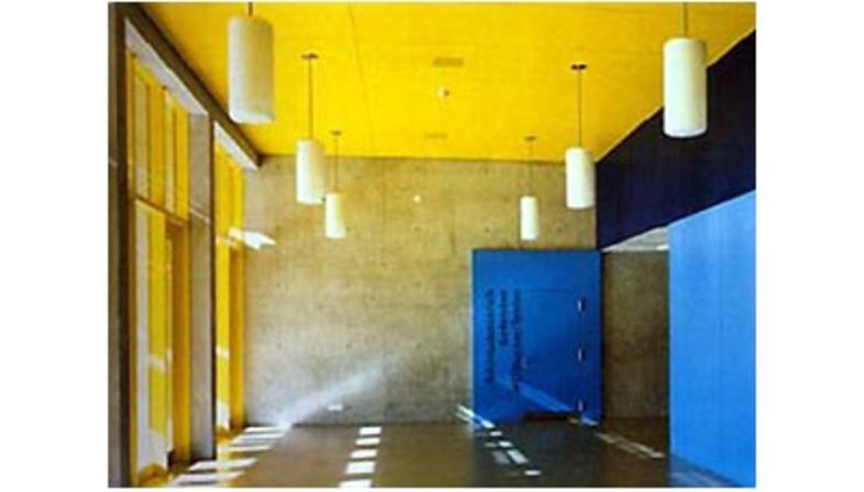 Gigon-Guyer: centro deportivo en Davos, Suiza