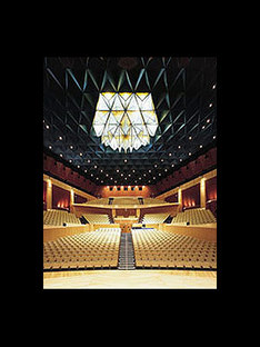 Auditorio Alfredo Kraus de Las Palmas, Gran Canaria