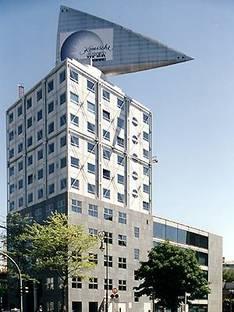 Complejo para oficinas, comercio y residencia, Berlín