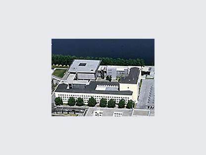 Peter Kulka: Parlamento Regional de Dresde