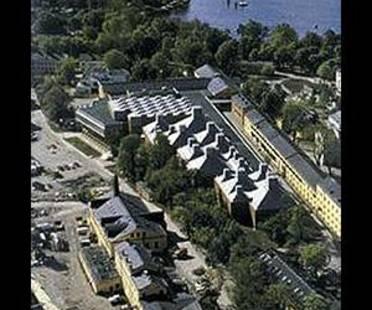 Rafael Moneo, complejo de los Museos de Arte Moderno y Arquitectura en Estocolmo, 1991-1998