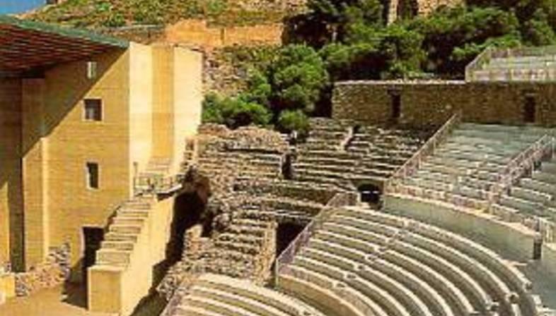 Rehabilitación del Teatro Romano de Sagunto, España, 1985-1993