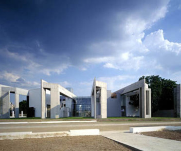 Zvi Hecker<br>Centro Cultural Judío de Duisburg, Alemania, 1996-1999