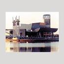 Michael Wilford: Lowry Center, Salford, Gran Bretaña, 2002