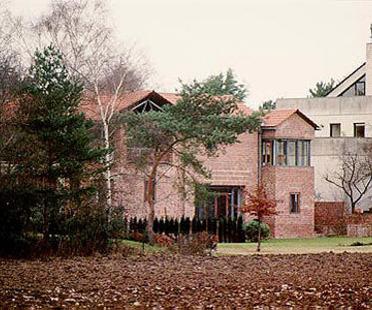 Heinz Bienefeld<br> Casa Heinze-Manke, Alemania, 1984