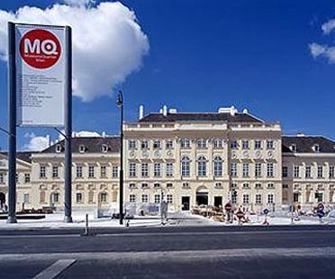 Museumsquartier - Viena