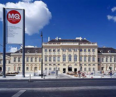 Museumsquartier - Vienna