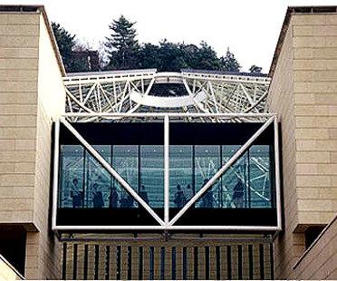 Mario Botta, Museo de Arte Moderno de Rovereto - 2002