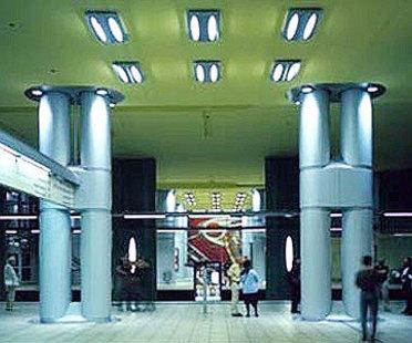 Massimo Iosa Ghini<br>Estación de Hannover