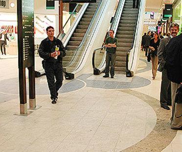 Centro comercial <br />Carr&egrave; S&eacute;nart